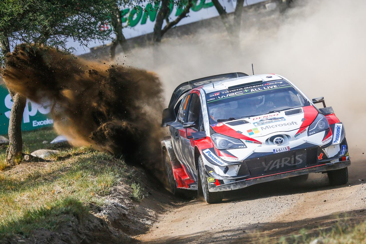 Tanak vince il Rally di Argentina, Power Stage e secondo posto a Neuville