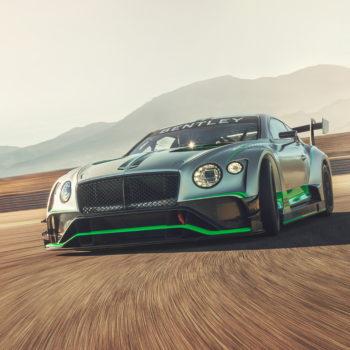 V8 da 550 CV e aerodinamica rinnovata: ecco la Bentley Continental GT3 che debutterà a Monza