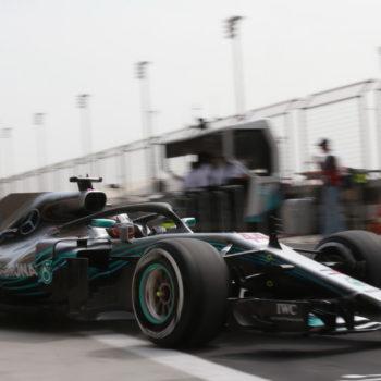 2018 Bahrain Grand Prix, Friday – Wolfgang Wilhelm