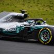 Mercedes vola nelle FP1 del GP di Spagna, Ferrari insegue. A muro Ricciardo, Kubica davanti a Stroll