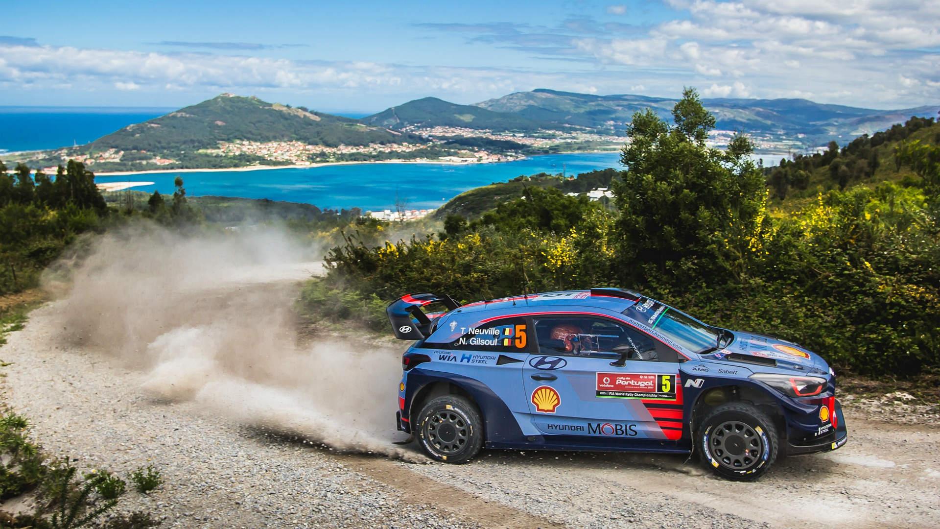 Info e orari del Rally del Portogallo 2018