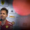 """Vettel difende la Ferrari: """"Impossibile continuare senza il secondo pit, con queste gomme soffriamo di più"""""""
