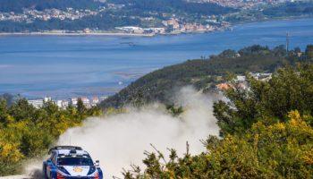 Neuville mantiene la vetta in Portogallo, botto spaventoso per Meeke