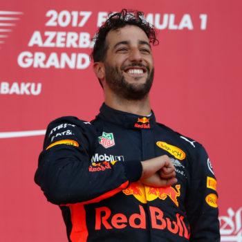 Un'Ode a Daniel Ricciardo