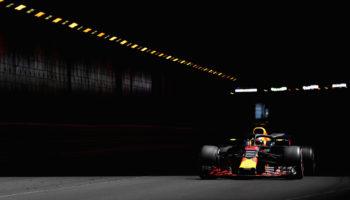 Le Red Bull si prendono le FP1 di Monaco. 3° Hamilton, bene Ferrari sul passo gara