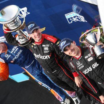 IndyCar, a Will Power la vittoria sullo stradale d'Indianapolis! E si riapre il duello in campionato