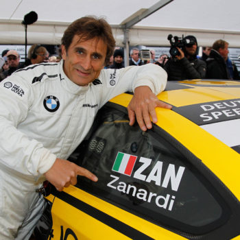 Alex Zanardi torna in pista: correrà nel DTM a Misano!