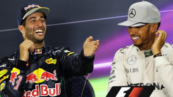 Ricciardo in Germania