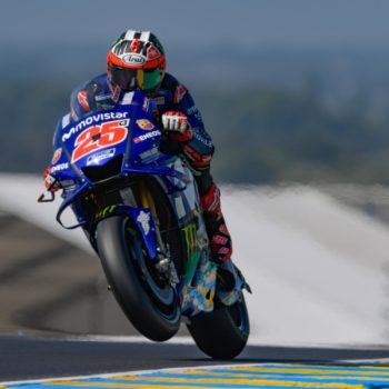 Le Yamaha vanno con il fresco: nelle FP3 di Le Mans ci sono tre M1 nei primi 5. 2° Marquez, 15° Dovizioso