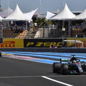 Sul giro secco Hamilton è imprendibile: sue le FP2 in Francia. Ma Vettel vola sul passo gara…