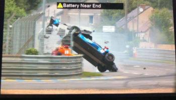 Sernagiotto e la #47 vanno a muro nella Q2 di Le Mans: ora il Villorba Corse lotta contro il tempo