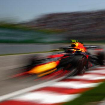 """Le FP1 del Canada vanno a Verstappen. 2° Hamilton e 4° Vettel, che """"bacia"""" le barriere"""