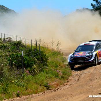 Siamo saliti sulla Fiesta WRC Plus di Sebastien Ogier. Ed è stata l'esperienza più assurda della nostra vita