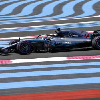 La Pole del GP di Francia se la prende Hamilton. 3° Vettel, clamoroso Leclerc: è 8°!