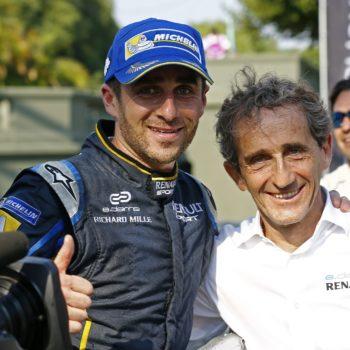 Divorzio in Formula E: Alain Prost lascia la e.dams, che licenzia il figlio Nicolas