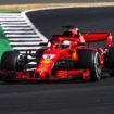 Vettel si prende le FP2 di Silverstone. Il caldo aiuta le Ferrari sul passo gara, a muro Verstappen
