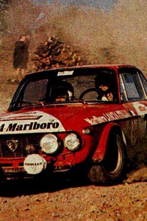 WRC History, Capitolo 1: Lancia (1951-1972)