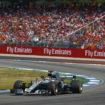 """""""Basta una reprimenda"""": la FIA non punisce Hamilton e conferma la sua vittoria in Germania"""