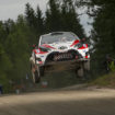 Il WRC si immerge nella foresta: è il weekend del Rally di Finlandia. Senza Fox Sports.