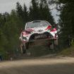 Il WRC si immerge nella foresta: è il weekend del Rally di Finlandia. Senza Fox Sports.