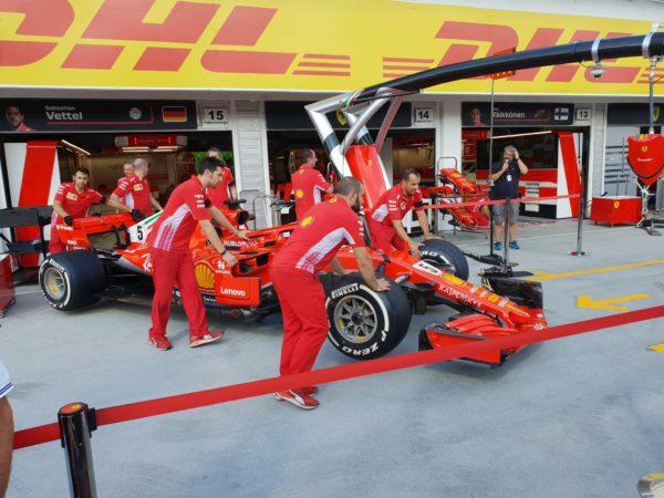 Vettel braccato dalle Red Bull: ma le FP2 d'Ungheria sono indecifrabili