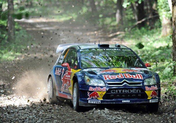 Kimi Raikkonen @ Rally Giappone 2010