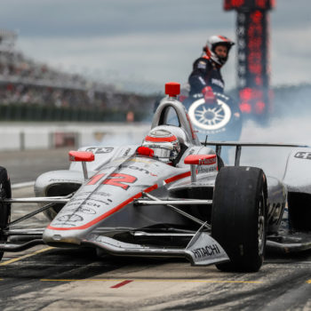 IndyCar, Will Power riapre i giochi: è il terzo incomodo tra Dixon e Rossi