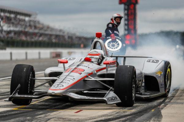 Michael L. Levitt/LAT for Chevy Racing