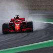 Vettel torna in pista e si prende le FP2 di Monza davanti a Raikkonen. Paura per Ericsson