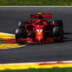 Ancora Ferrari in Belgio: Raikkonen si prende le FP2. Bene Vettel con le Medium