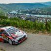 WRC Germania: Tanak conduce davanti ai contendenti al Titolo