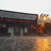 La pioggia scrive la classifica delle FP1 di Monza: Perez 1° davanti a Raikkonen! Problemi per Vettel