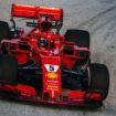 Vettel precede Raikkonen nelle FP3 di Singapore. Inseguono le Mercedes, si nascondono le Red Bull?