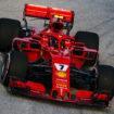 Raikkonen si prende le FP2 di Singapore. 2° Hamilton, Vettel si ferma