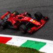 Raikkonen davanti a Vettel: è prima fila tutta Ferrari a Monza! 3° Hamilton