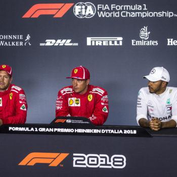 """Un giro non perfetto ed un """"We'll speak after"""" in radio: Vettel scontento dopo le qualifiche di Monza"""