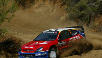 Rally of Turkey 2005,