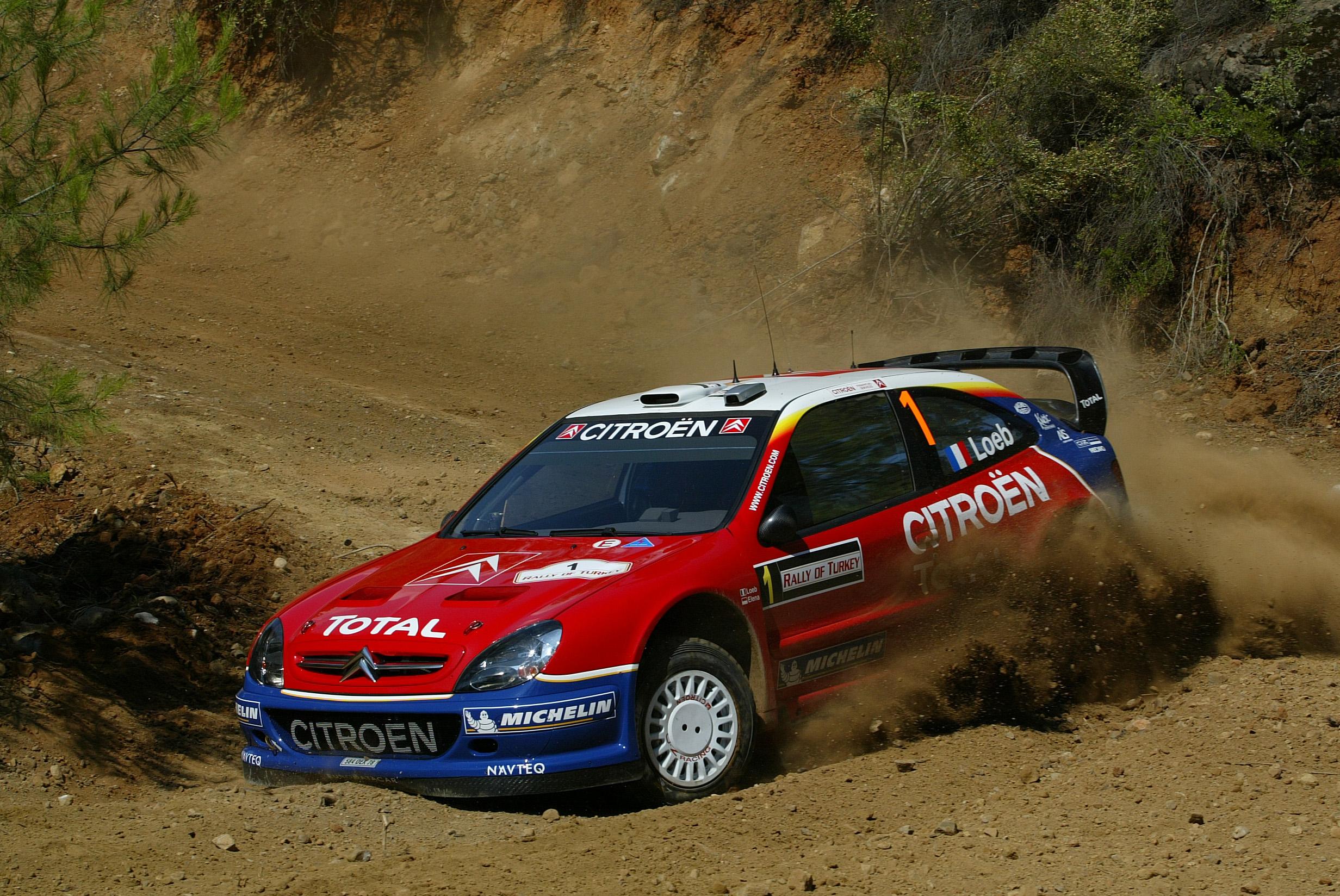 Rally of Turkey 2005,