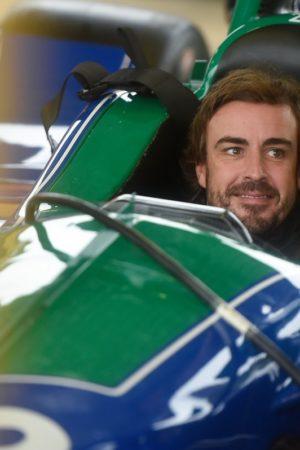 Alonso prova una IndyCar su stradale! Appaiono Austin e Laguna Seca nel calendario Indy 2019