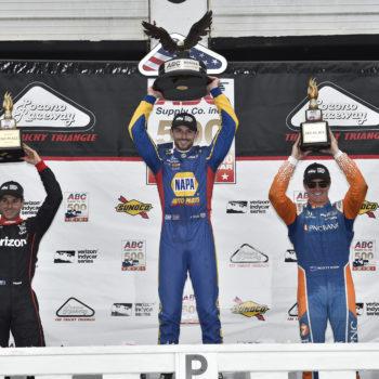Il gran finale della IndyCar: saranno in 4 a giocarsi il titolo!