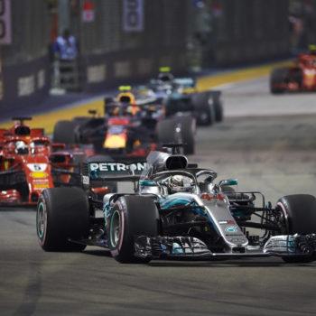 F1, GP di Singapore: ecco le pagelle di tutti i protagonisti