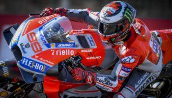 """Lorenzo sbotta nel dopo gara di Aragon: """"Sono caduto perché Marquez non mi ha lasciato spazio"""""""