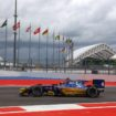 Gp2 series Sochi, Russia 09 – 11 October 2015
