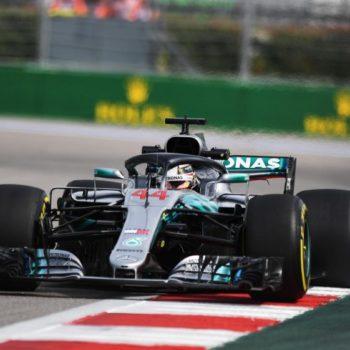 E' 1-2 Mercedes nelle FP2 di Sochi. Ferrari più lente: si sono nascoste?