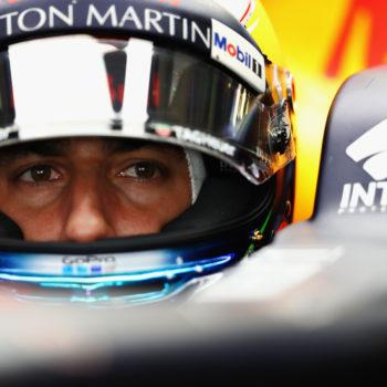 """Ricciardo si sfoga: """"Ci vediamo l'anno prossimo. Io le prossime due gare non voglio…"""""""