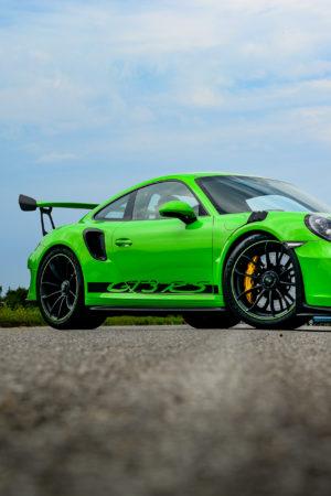 Perché tutti dovremmo avere una Porsche 911 GT3 RS