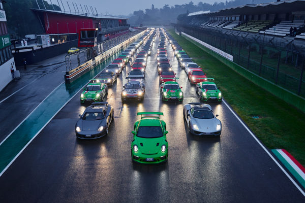 © Guido De Bortoli / Getty Images per Porsche