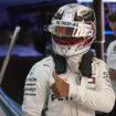 Hamilton domina le qualifiche di Suzuka: è Pole! Harakiri Ferrari con la pioggia