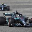 La FIA ha imposto a Mercedes la chiusura dei fori su cerchi e mozzi: le W09 hanno faticato per questo?