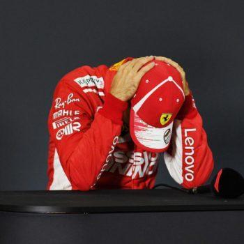 """Vettel: """"E' un momento orribile. Singapore decisiva: poi troppi errori e poca velocità"""""""